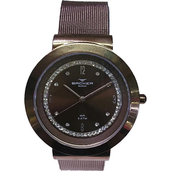 Relógio Backer - 3981113f Mr
