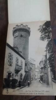 20 Cartões Postais Franceses - Vichy 1920