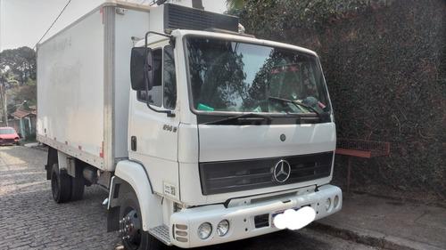 Imagem 1 de 13 de Mercedes Benz 914c