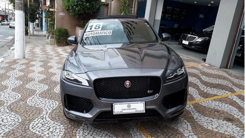 Jaguar F-pace 2018 3.0 V6 S Supercharged 5p