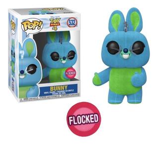 Funko Pop - Toy Story 4: Bunny #532 (flocked) - Nuevo