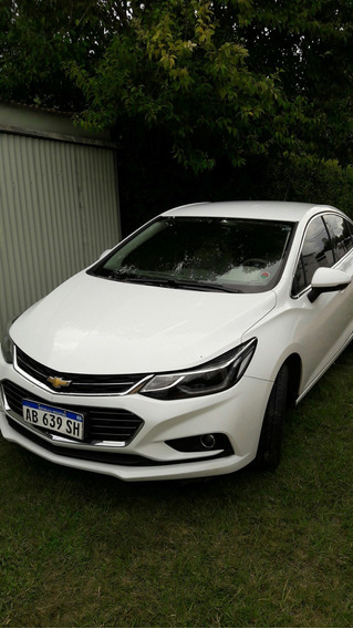 Chevrolet Cruze Ltz Automático
