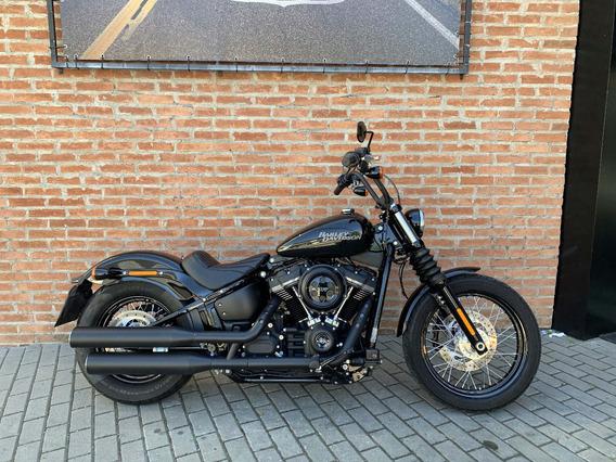 Harley Davidson Street Bob 2019 Único Dono
