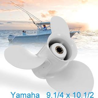 9 1/4 X 10.5 Hélice Yamaha 15 Hp