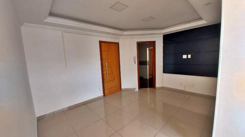 Apartamento De 3 Quartos E 2 Vagas De Garagem Bairro Manacás - 1203