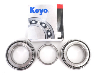 Kit 2 Rodamiento Delantero Original Koyo Daewoo Spark Matiz
