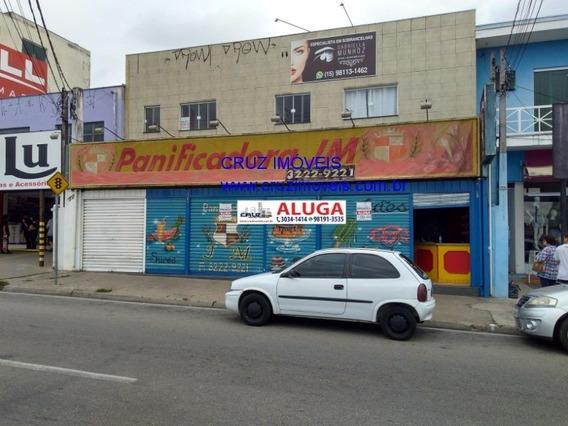 Salao Comercial Para Locacao Av Americo Figueiredo Julio De Mesquita - Sl00122 - 34314511