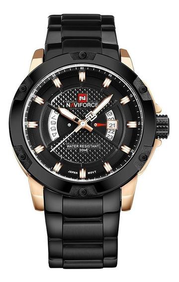 Relógio Masculino Naviforce 9085 Militar Esportivo Original
