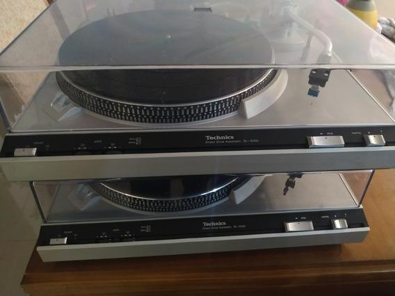 Toca Disco Sl3200 Technics