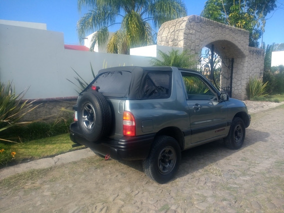 Chevrolet Tracker Convertible 4x2 At 1999