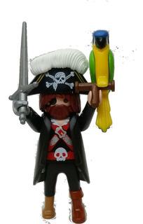 Playmobil Aventura Historia Nº 06 Reyes Piratas