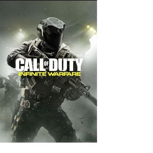 Call Of Duty Infinite Warfare-pc-dvd- (midia Fisica)