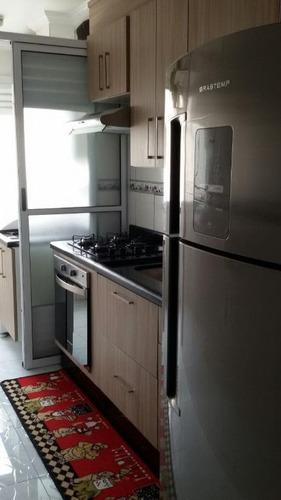 Apartamento Residencial À Venda, Colônia (zona Leste), São Paulo. - Ap4957