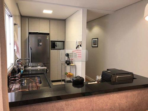 Imagem 1 de 15 de Apartamento Com 3 Dorms, Santa Maria, Santo André - R$ 410 Mil, Cod: 1819 - V1819