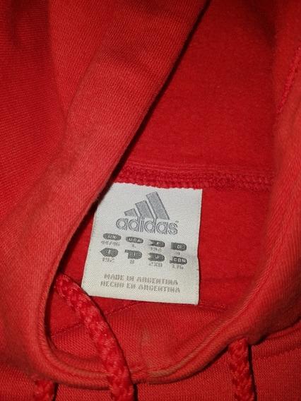 Buzo adidas Con Capucha Amplio Usado Solo 1 Vez