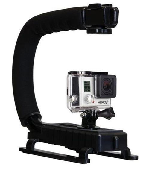 Suporte Estabilizador De Mão Para Câmera Gopro Hero 4 7 6 5