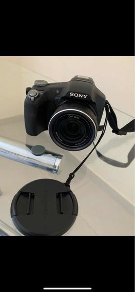 Câmera Sony H-400v
