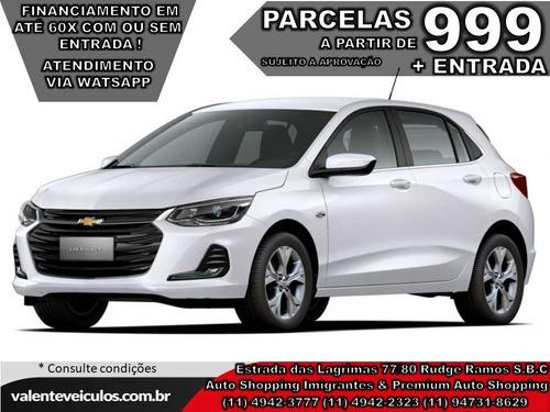 Chevrolet Onix 1.0 (flex) 2021 *todas As Cores*