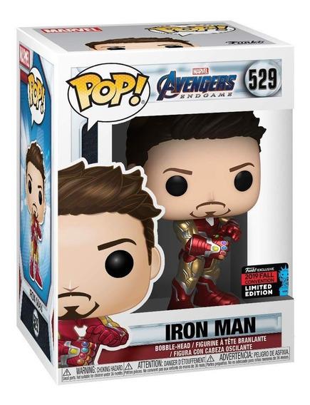 Funko Pop! Marvel: Avengers Endgame - Tony Stark Nycc 2019