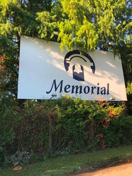 Cementerio Parque Memorial - Parcela Lista Para Transferir