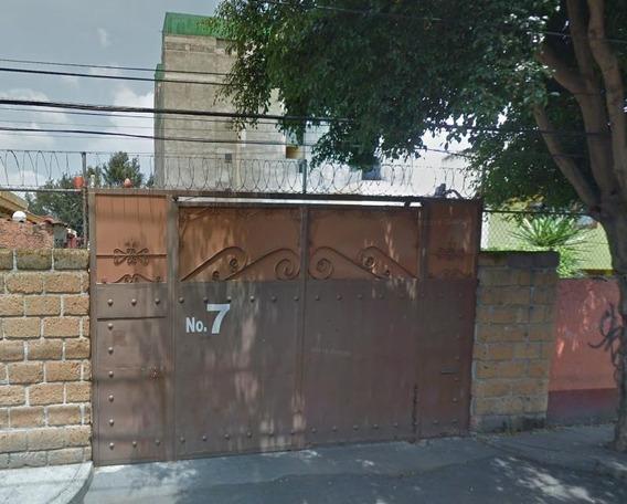 Remate Casa 3 Recámaras En San Francisco Culhuacan