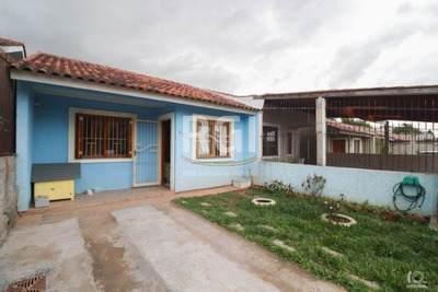 Casa Em Campestre Com 2 Dormitórios - Vr28091