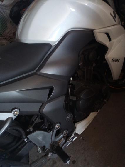 Troco Next Por 150 Branca Yamaha Ou Honda