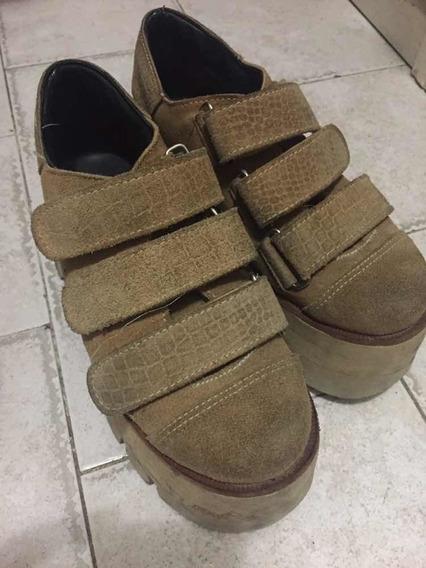 Zapatos Sofia De Grecia 35