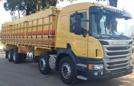 Scania P 310 Semi Novo