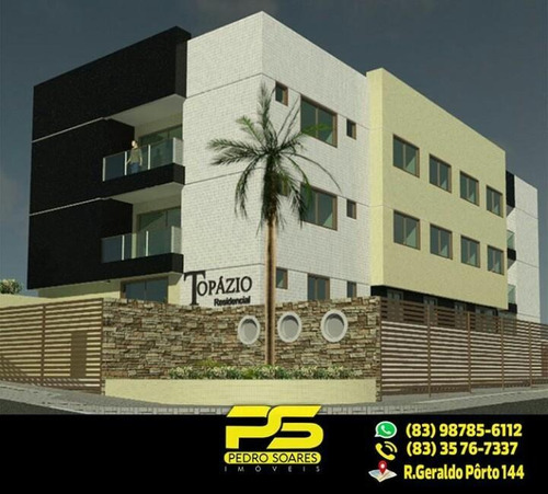Apartamento À Venda, 52 M² Por R$ 204.900,00 - Altiplano - João Pessoa/pb - Ap1785