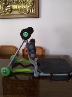 Máquina Para Abdominales Total Core Fitness Ejercicios