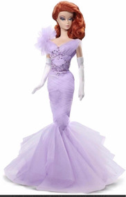 Barbie Silkstone Lavender Luxe 2015