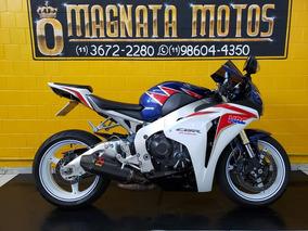 Honda Cbr 1000 Rr - 2011 - Azul - 119 7740-1073