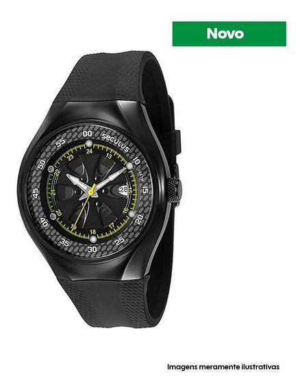 Relógio Masculino Seculus Analógico Social 50018gpsbpu1