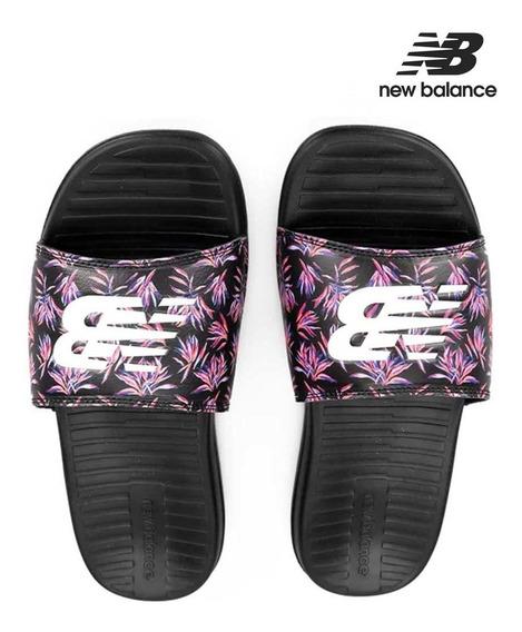 Sandalias New Balance Slide Mujer Env Gratis Ilc734