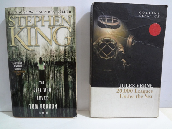 Julio Verne 20.000 Leagues Under The Sea + Stephen King