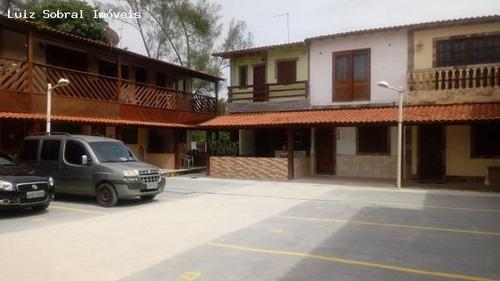 Imagem 1 de 15 de Casa Em Condomínio Para Venda Em Saquarema, Jaconé, 3 Dormitórios, 3 Banheiros, 1 Vaga - 3160_2-1165349