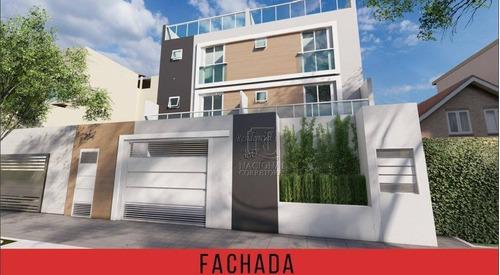 Cobertura À Venda, 93 M² Por R$ 345.000,00 - Vila Humaitá - Santo André/sp - Co5116