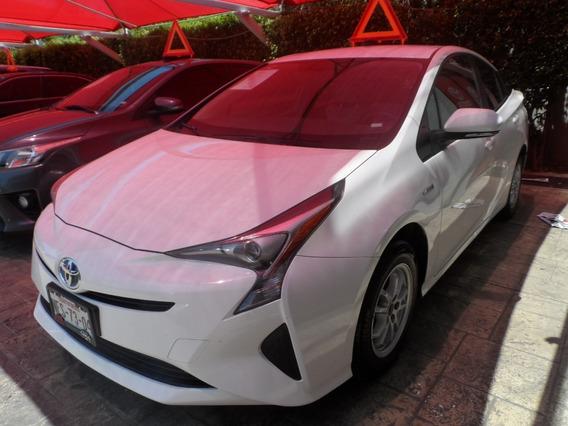 Toyota Prius Base 2017 Blanco