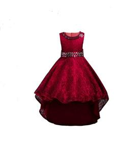 Vestido Infanto Juvenil Festa Casamento Dama Formatura 03