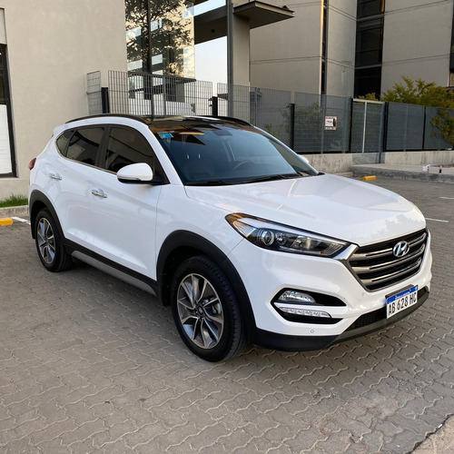 Hyundai Tucson 2.0 4wd Crdi