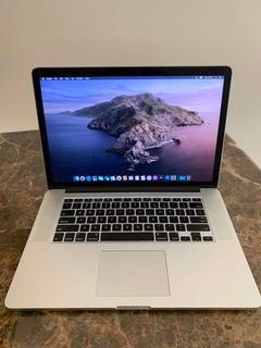 Macbook Pro 15 Retina Display (mid 2015)