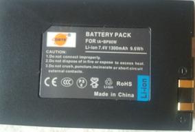 Bateria Bp-80w Para Camera Samsung D381 D382 D383 D385 Dx205