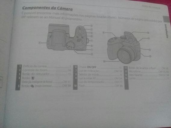 Camera Fujifilm Bem Conservada