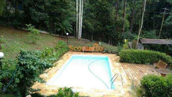 Chácara Com 2 Dorms, Mombaça, Itapecerica Da Serra - R$ 400 Mil, Cod: 3444 - V3444