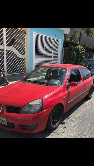 Renault Clio 2011 1.0 16v Campus Hi-flex 3p