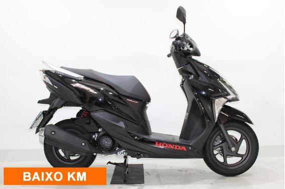Honda Elite 125 I 2019 Preta