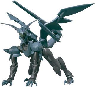 Gundam Age Gafran The Robot Spirits (original) Bandai