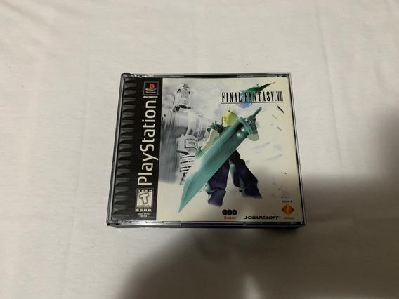 Final Fantasy 7 Ps1 Original Completo Americano