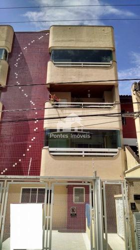 Imagem 1 de 29 de Apartamento 110m² 3 Quarto(s) C/suite Para Venda No Bairro Anchieta Em São Bernardo Do Campo - Sp - Apa318